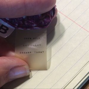 Ann Taylor Tops - Ann Taylor 100% silk burgundy floral tank